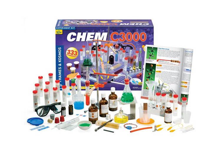 Chemistry set c3000