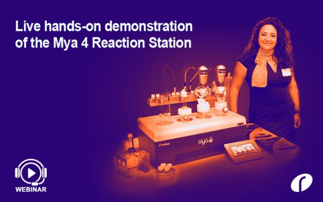 Mya 4 - Live hands on Demo