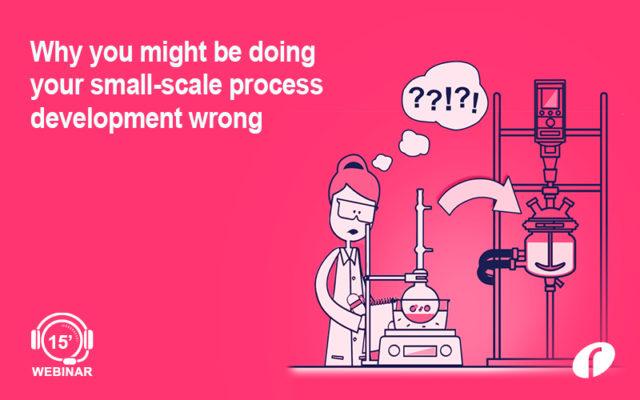 Small-scale process development on demand