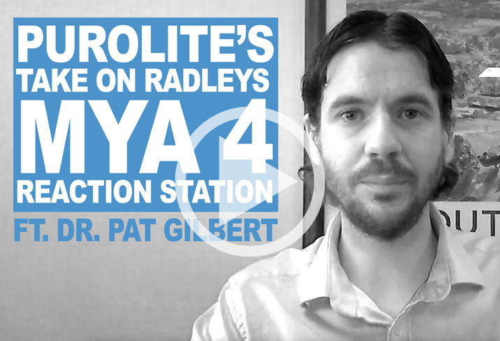 Video with Dr Pat Gilbert about Mya 4